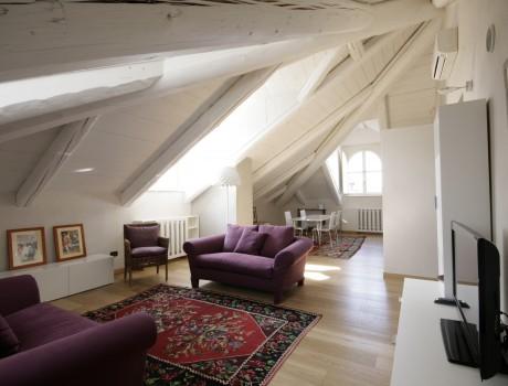 L'attico di Porta Palazzo