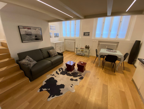 Charming Loft in the Center of Turin